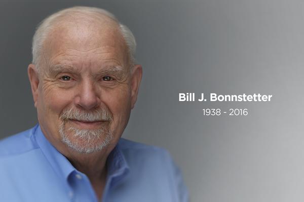 Ушел из жизни Bill J. Bonnstetter