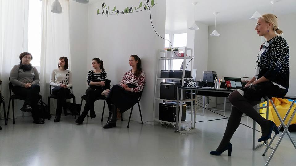 Фотоотчет workshop «Новый взгляд на управление талантами (практический подход)», 01.03.17