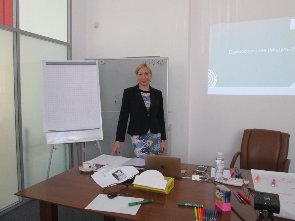 Тренинг «Эмоциональный интеллект – EQ» для Hilti Украина